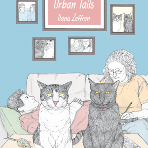 Cover image of Urban Tails by Ilana Zeffren